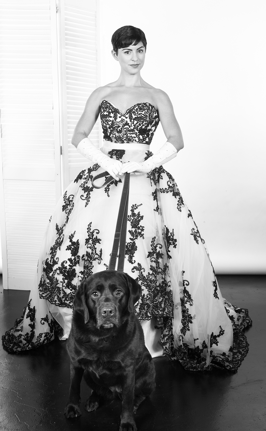 How I Became a Dog Loving Audrey Hepburn for the Day