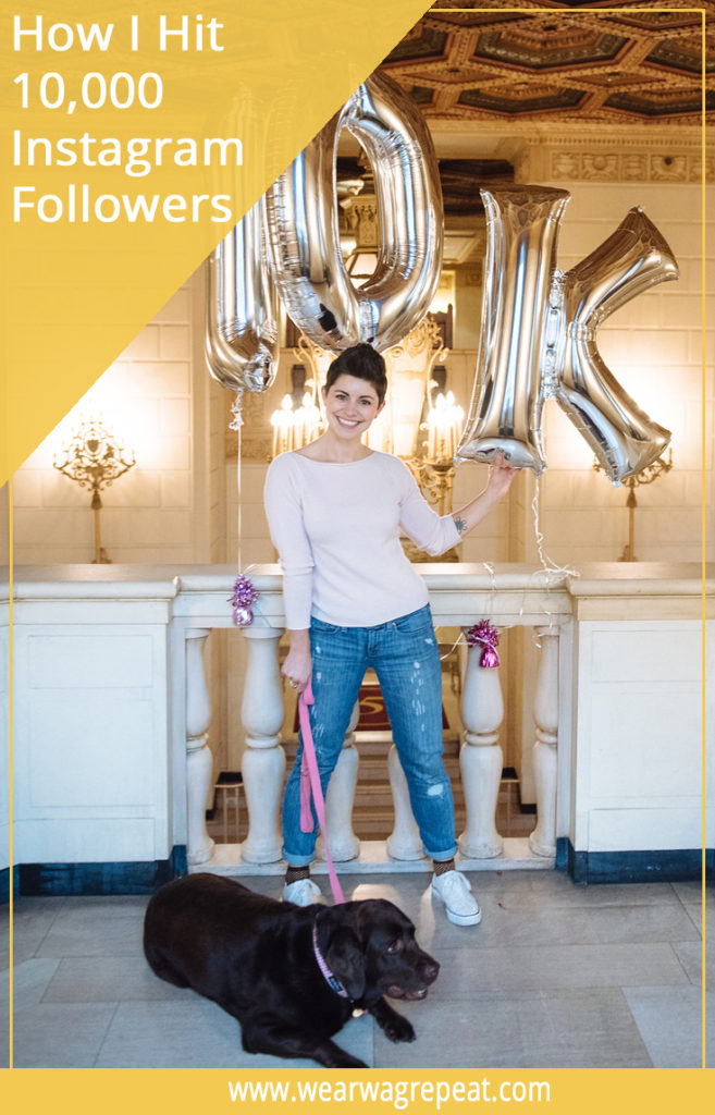 How I hit 10,000 Instagram followers