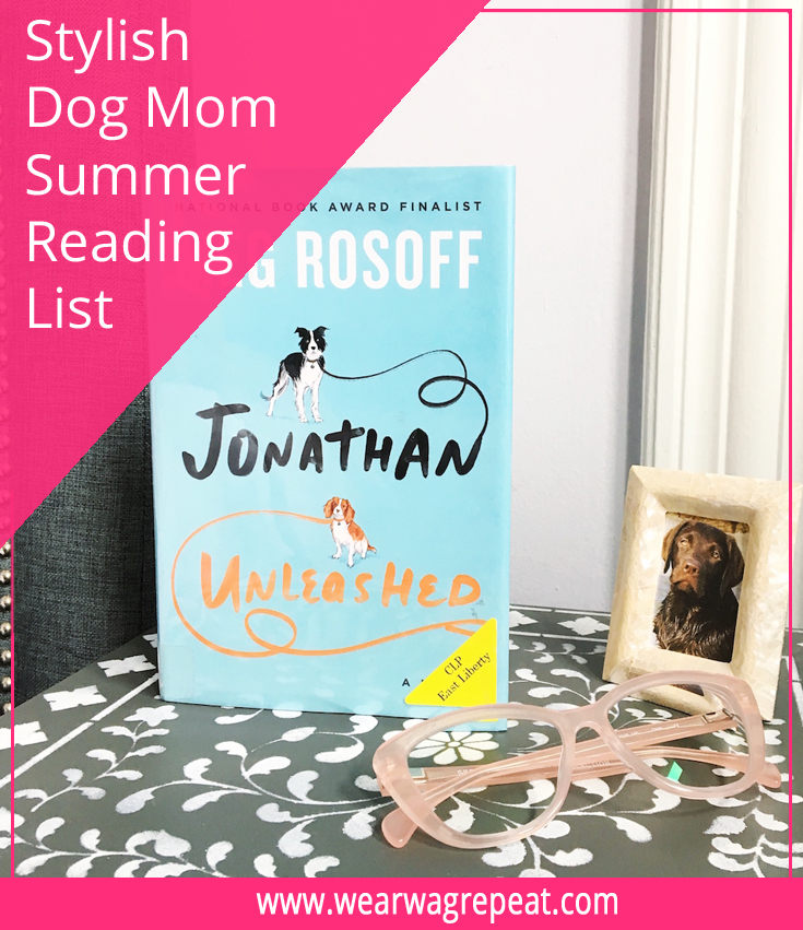 Summer Reading List: Jonathan Unleashed by Meg Rosoff
