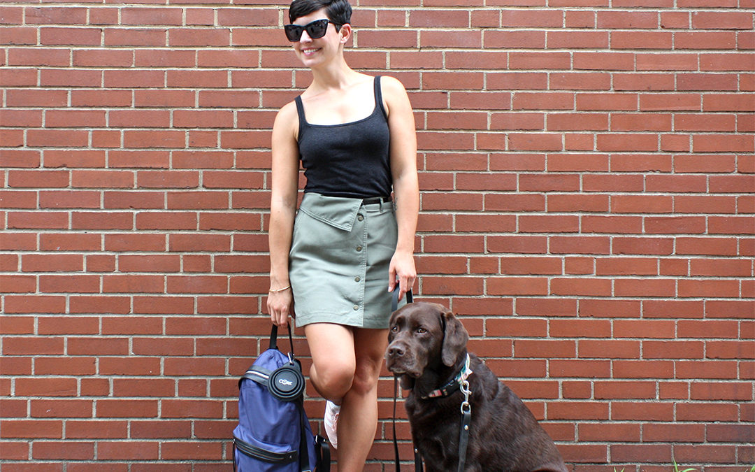 7 Essentials For An Urban Adventure with Your Dog
