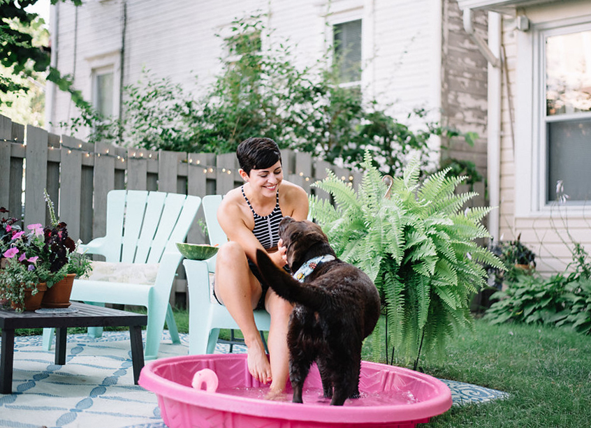 Create a Backyard Space You and Your Dog Will Love