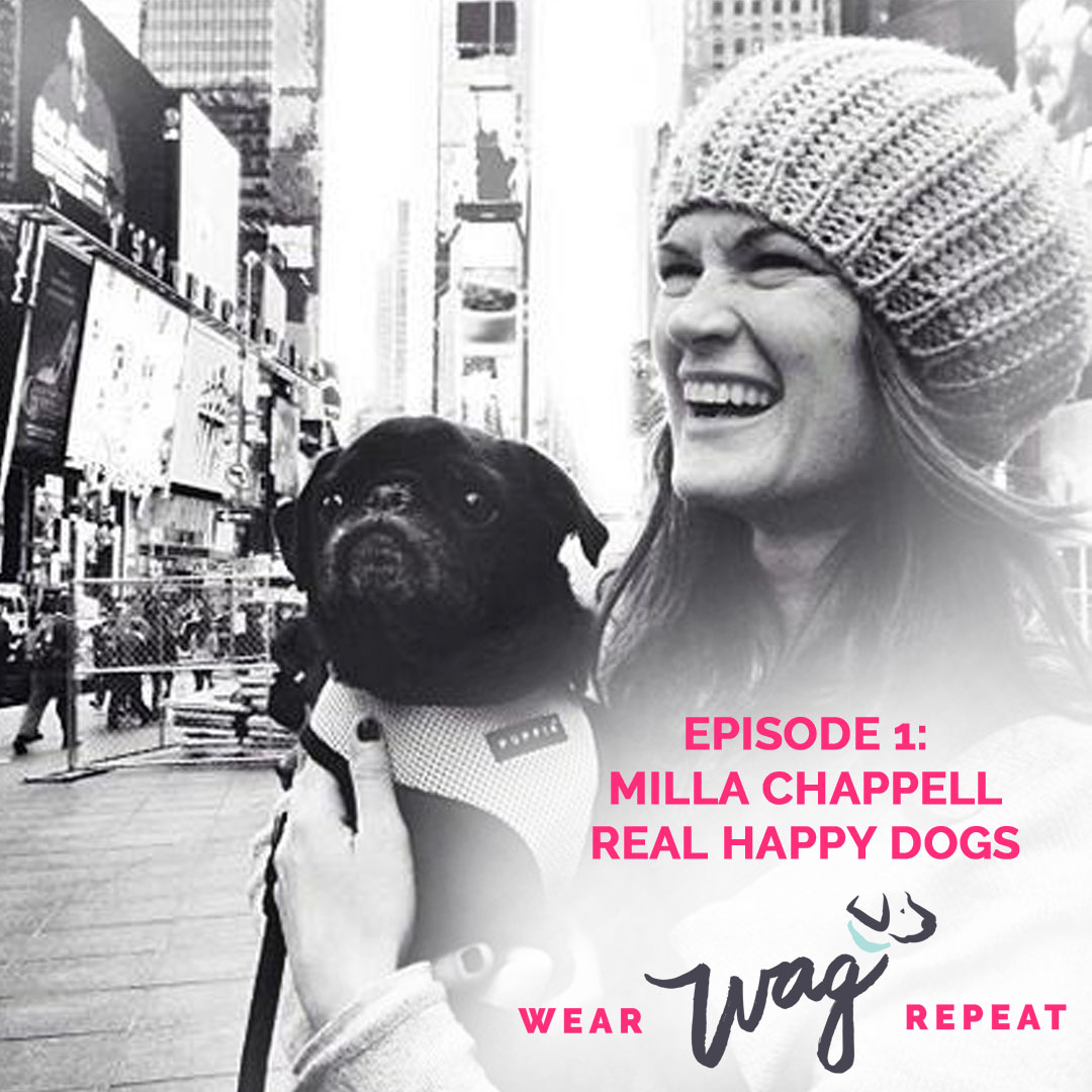 Interview with Milla Chappell of Real Happy Dogs