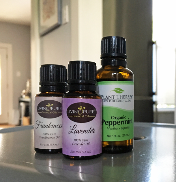 Essential Oils for Holistic Care