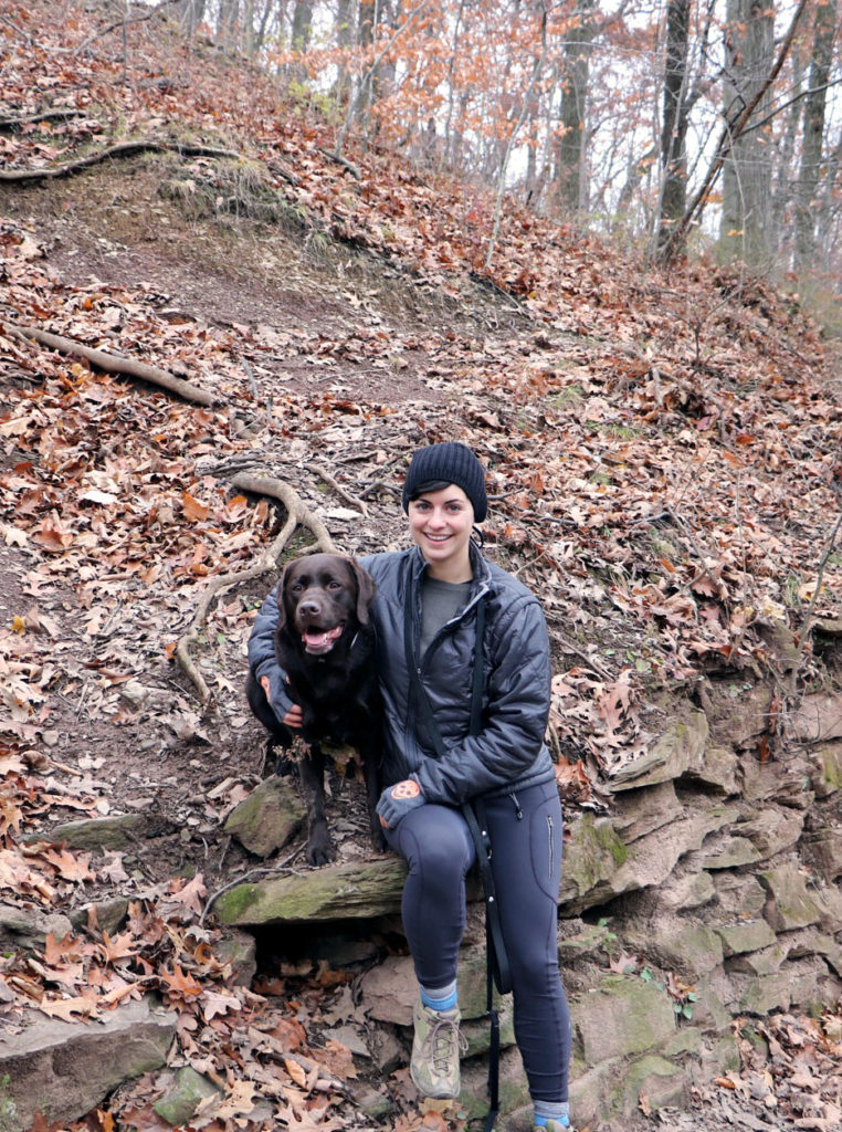 Dog Friendly Hike in Pittsburgh #HealthierTogether