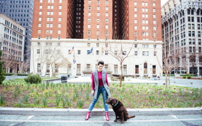 Exploring Dog Friendly Downtown Pittsburgh