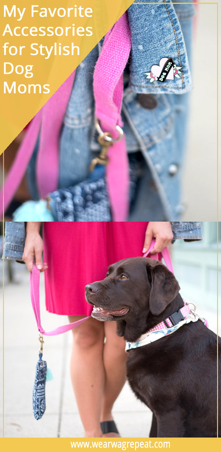 My Favorite Accessories for Stylish Dog Moms