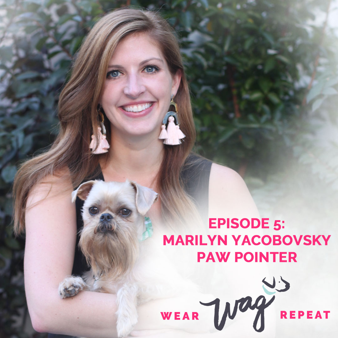 Podcast Episode 5: Marilyn Yacobovsky of PawPointer