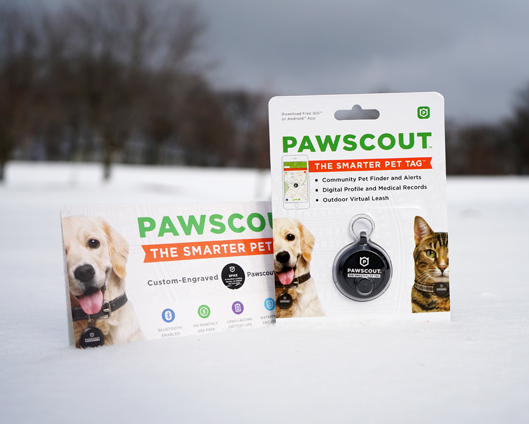 Smart Dog ID Tag Can Help Lost Dogs Get Found
