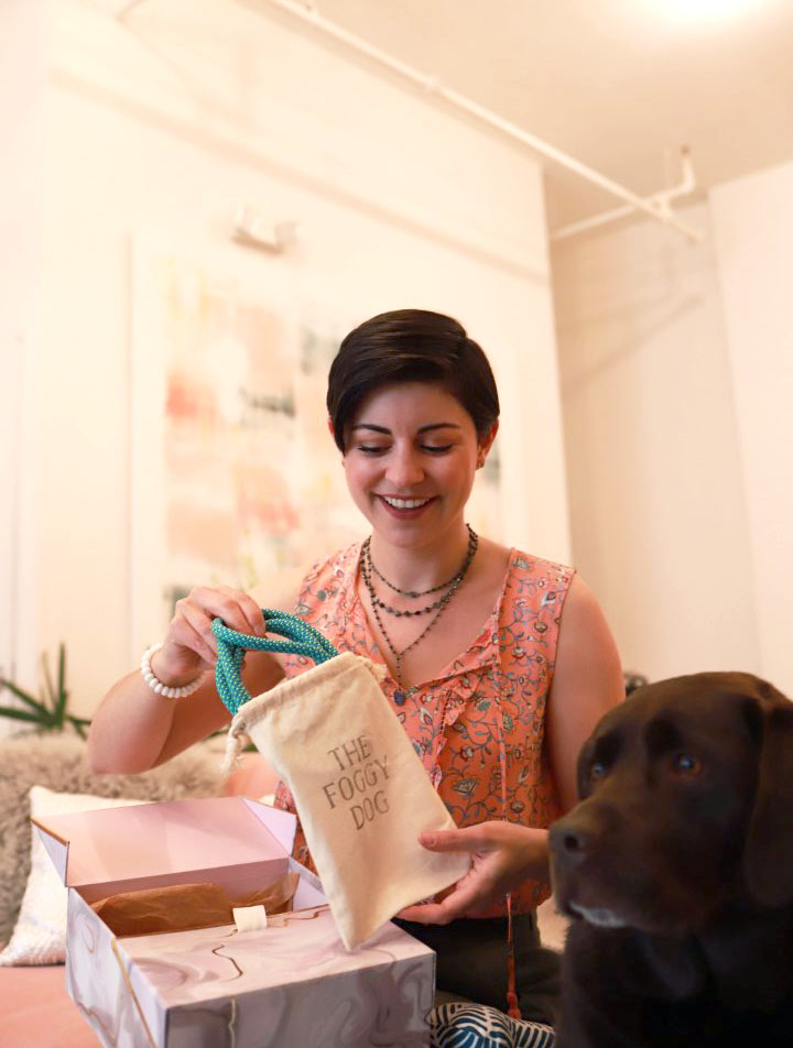 4 Stylish Gifts For Dog Mom's Day
