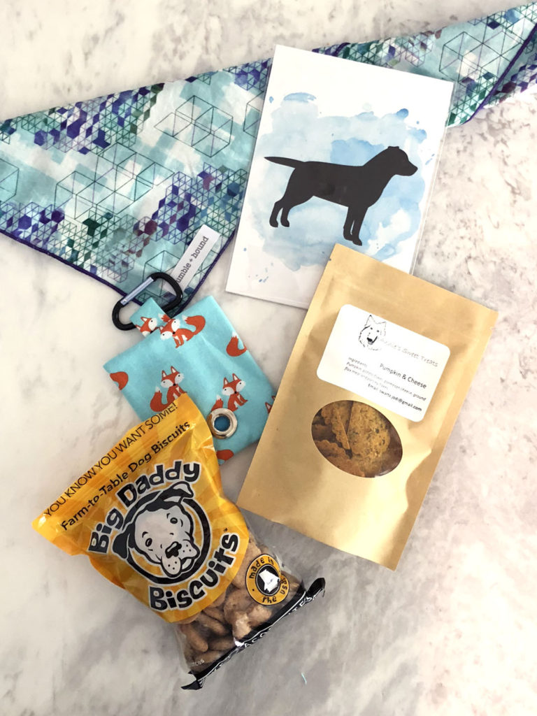 Subscription Box for Stylish Dog Mom