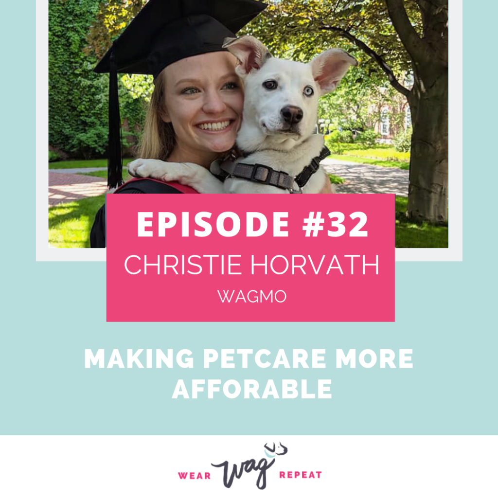Podcast Episode 32: Christie Horvath & Trina Pappadia of Wagmo