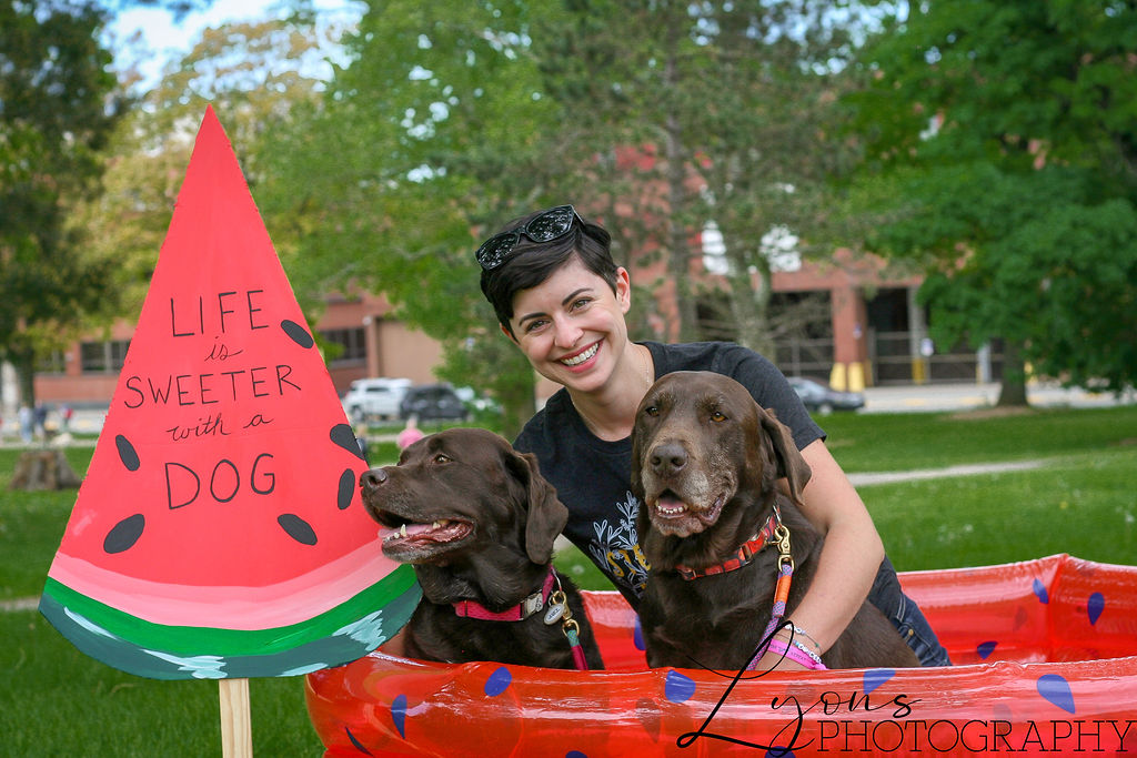 Pittsburgh Dog Mom's Day Was A Big Hit!