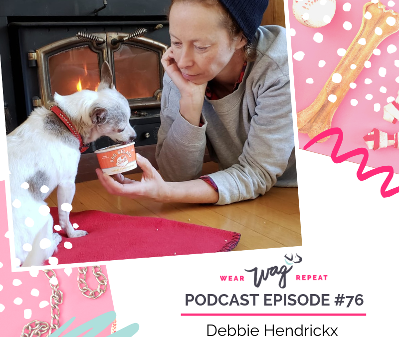 Podcast Episode 76: Running a Gelato Business for Dogs