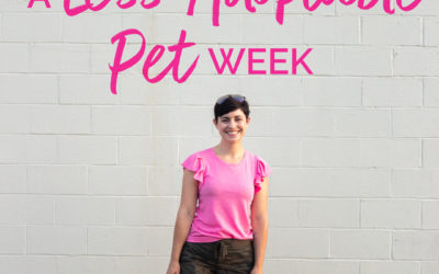 Adopt a Less Adoptable Pet Week