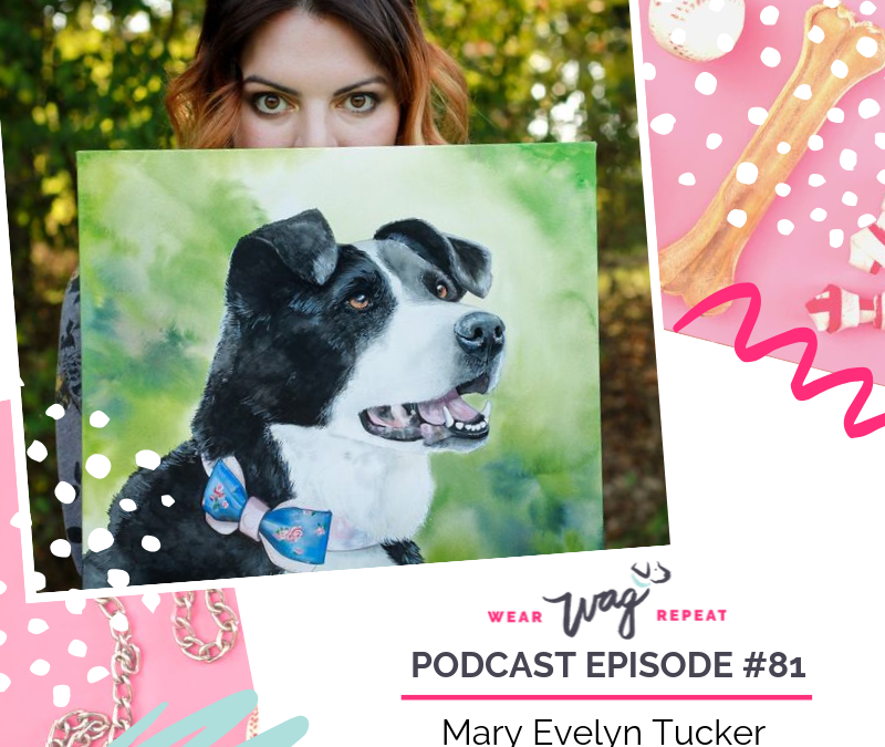 Podcast Episode 81: Finding Success as a Dog Portrait Artist