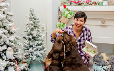 The Best Holiday Gifts for Dog Moms + Dogs