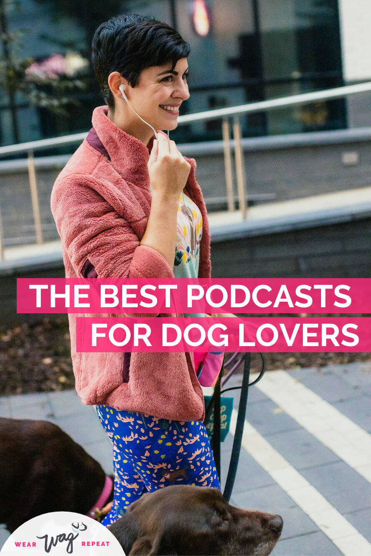 the best dog podcasts