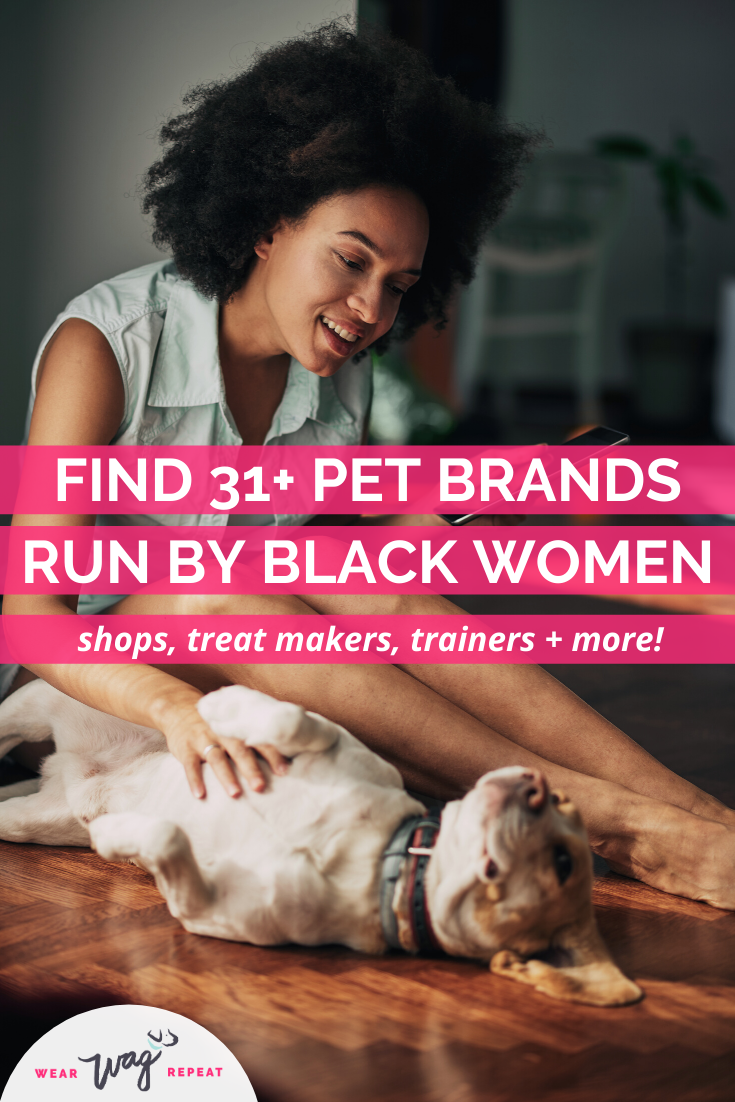 pet brands run by black women