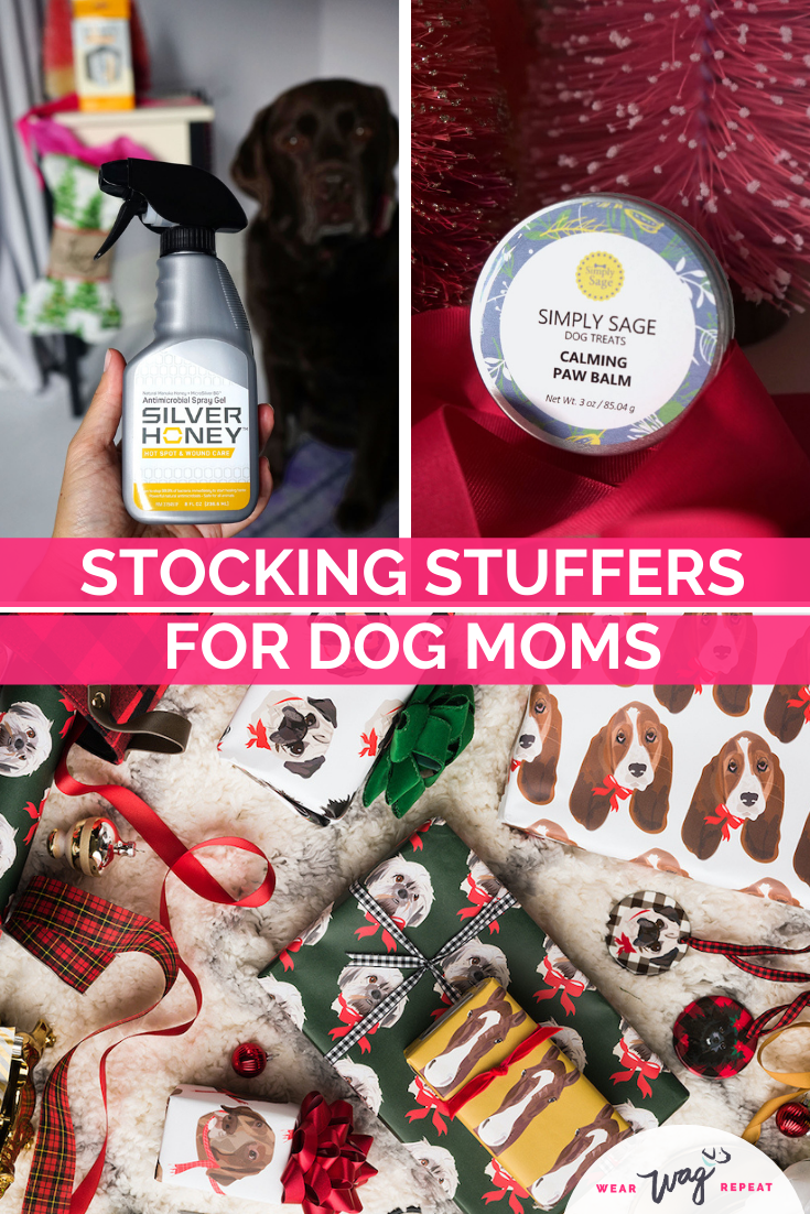 stocking stuffers for dog moms