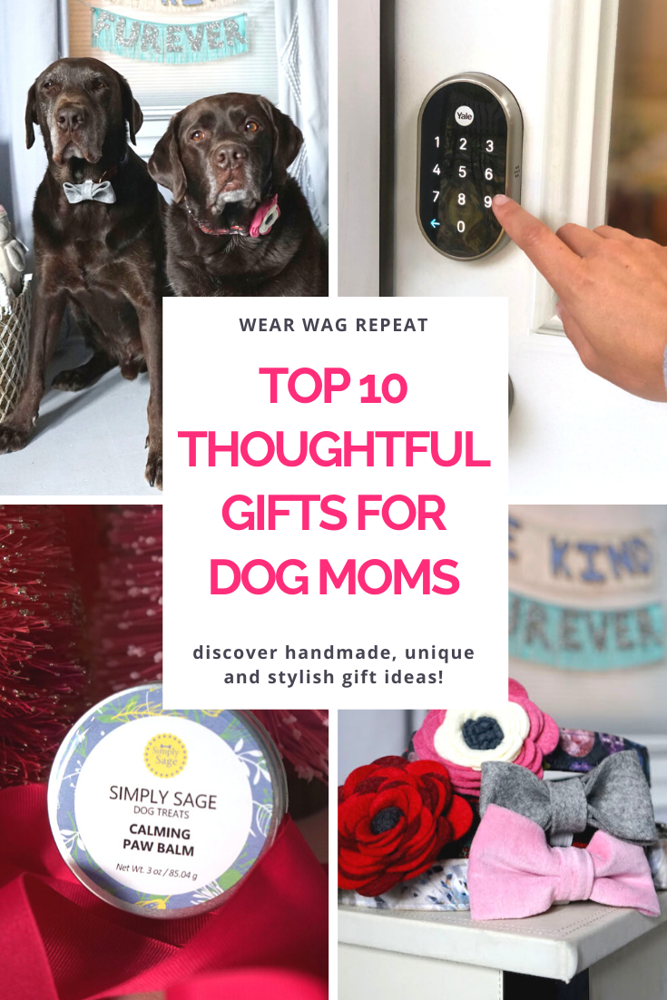 top 10 gifts for dog moms