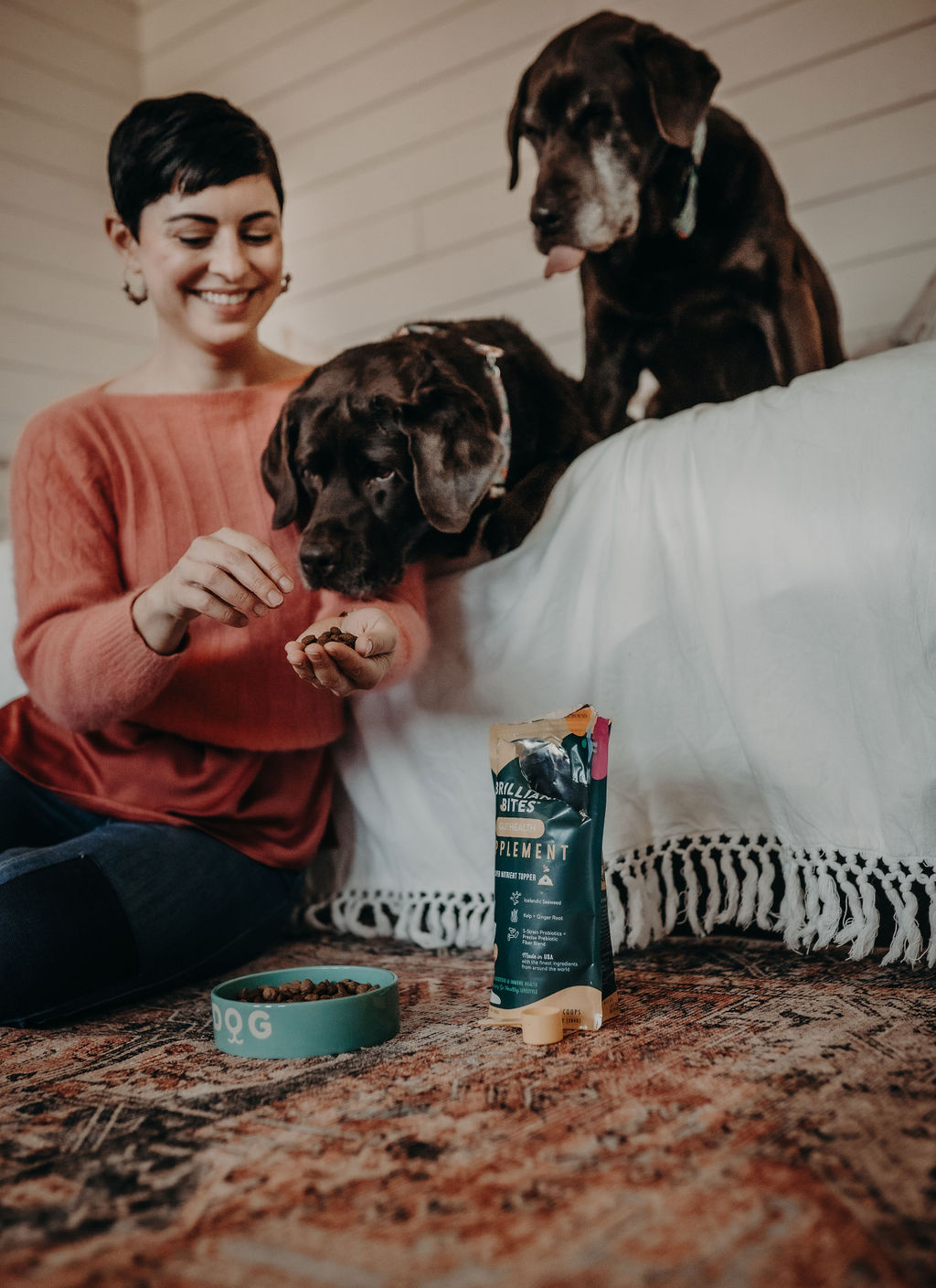 What supplement is good for dogs