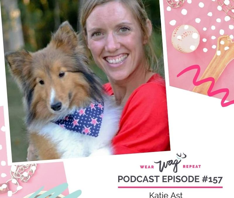 Podcast Episode 157: When Your Dog Business is Actually a Community with Katie Ast of Just Dog People