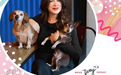 Podcast Episode 165: JUST FRED is a Cruelty Free Pet Brand that Loves Senior Dogs