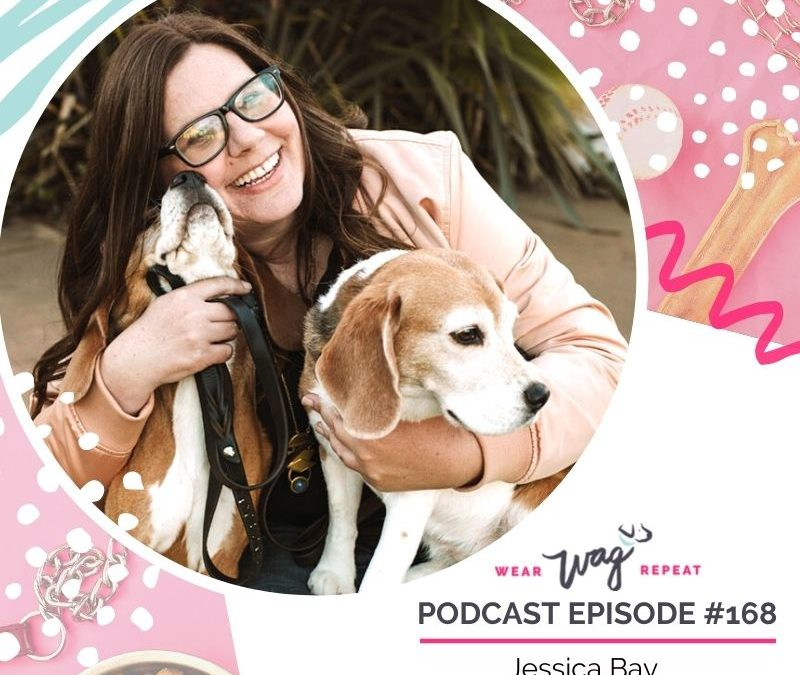 Podcast Episode 168: Canva Templates To Boost Engagement for Your Dog Business with Jessica Bay