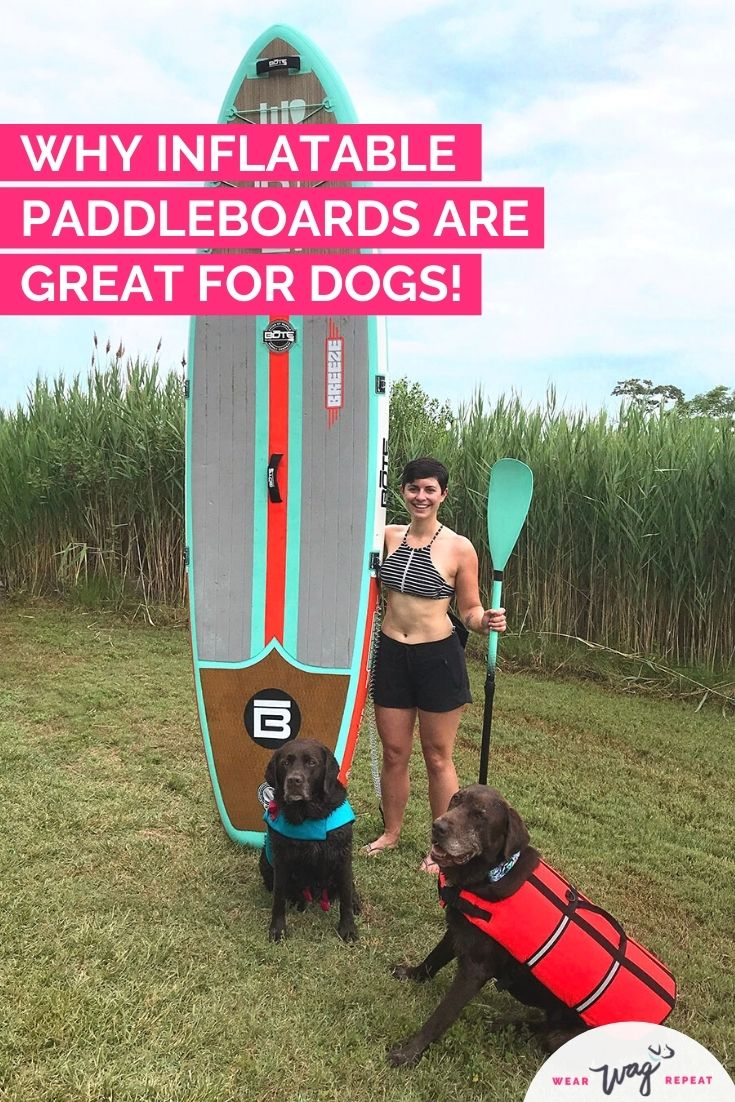 inflatable paddleboard for dogs