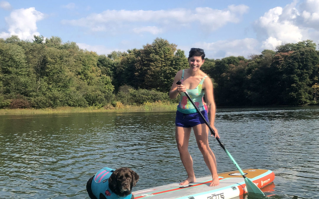 SUP with Your Pup: How to Paddleboard with Your Dog