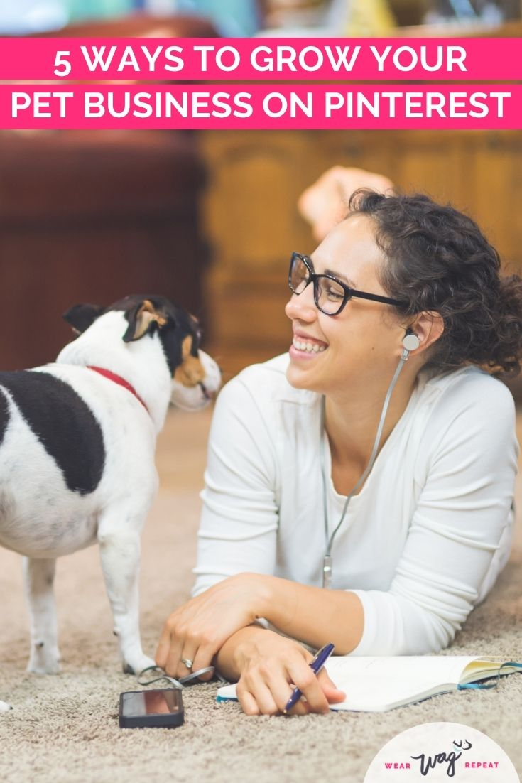 5 ways to grow your pet business on pinterest