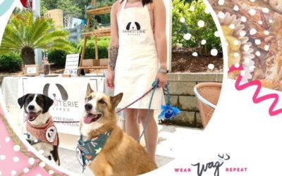 Podcast Episode 186: Charcuterie but for Dogs: Amanda Yu-Nguyen of Barkuterie Boards